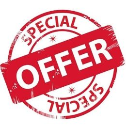 Special Offer 260x260